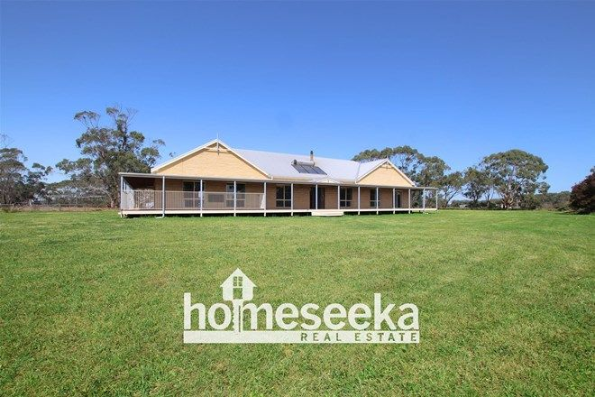 Picture of 408 Dingey Road, NARINGAL EAST VIC 3277