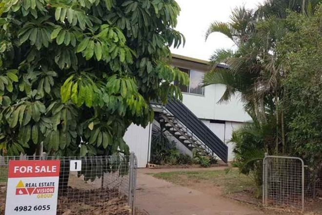 Picture of 1 Lucie Street, BLUFF QLD 4702