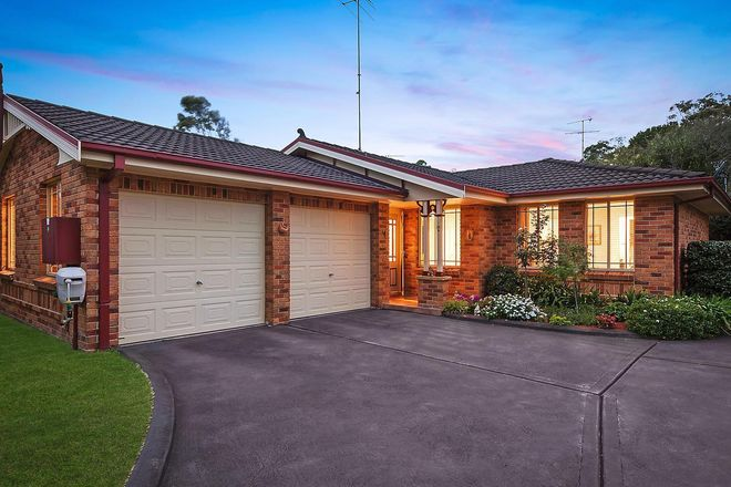 Picture of 22a Patrick Place, BEROWRA HEIGHTS NSW 2082