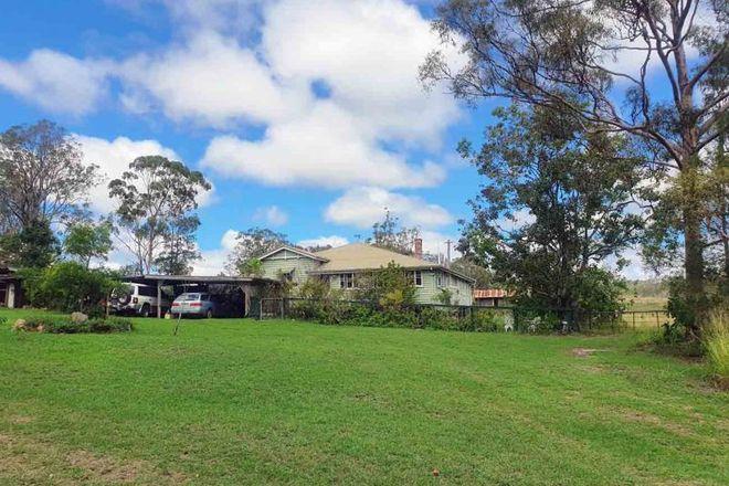 Picture of 1093 Pierces Creek Road, PIERCES CREEK QLD 4355