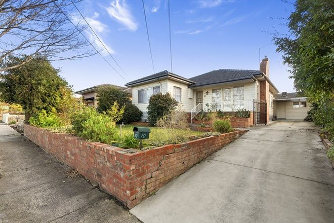 Picture of 10 Hiddleston Avenue, BOX HILL SOUTH VIC 3128