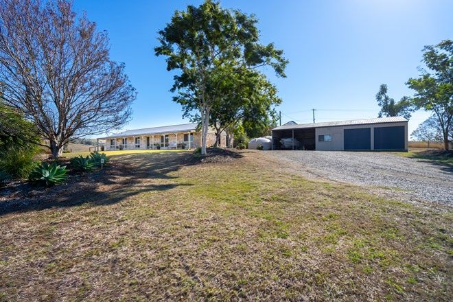 Picture of 185 Red Bridge Road, HOYA QLD 4310