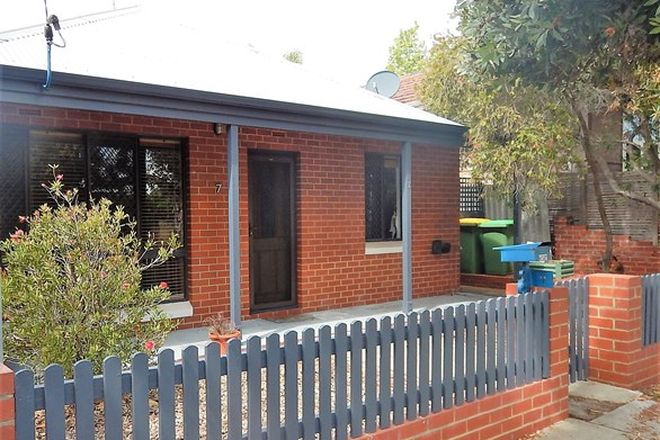 Picture of 7 Sydney Street ( Approved Application), SOUTH FREMANTLE WA 6162