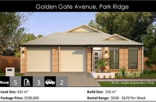 Picture of 1 Golden Gate Avenue, Park Ridge QLD 4125