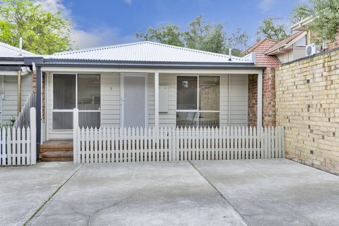Picture of 3/223 Maribyrnong Road, ASCOT VALE VIC 3032