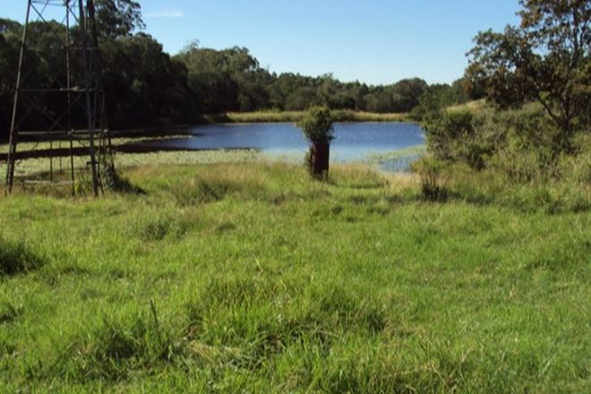 Picture of Lot 2 D'aguilar Highway, SANDY CREEK QLD 4515