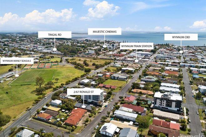 Picture of UNIT 2 - 67 Ronald  Street, WYNNUM QLD 4178