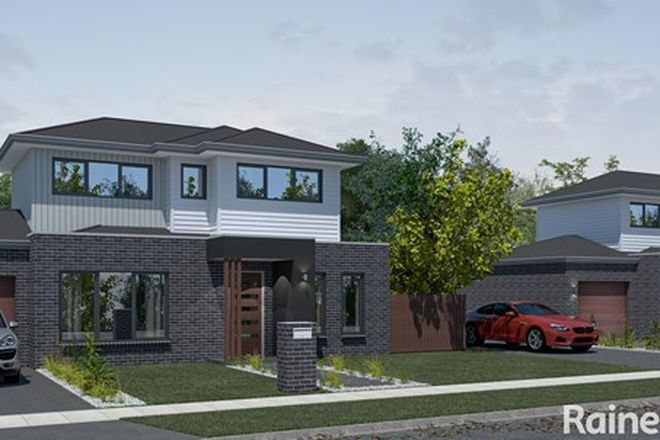 Picture of Unit 1/42 Pasley Street, SUNBURY VIC 3429
