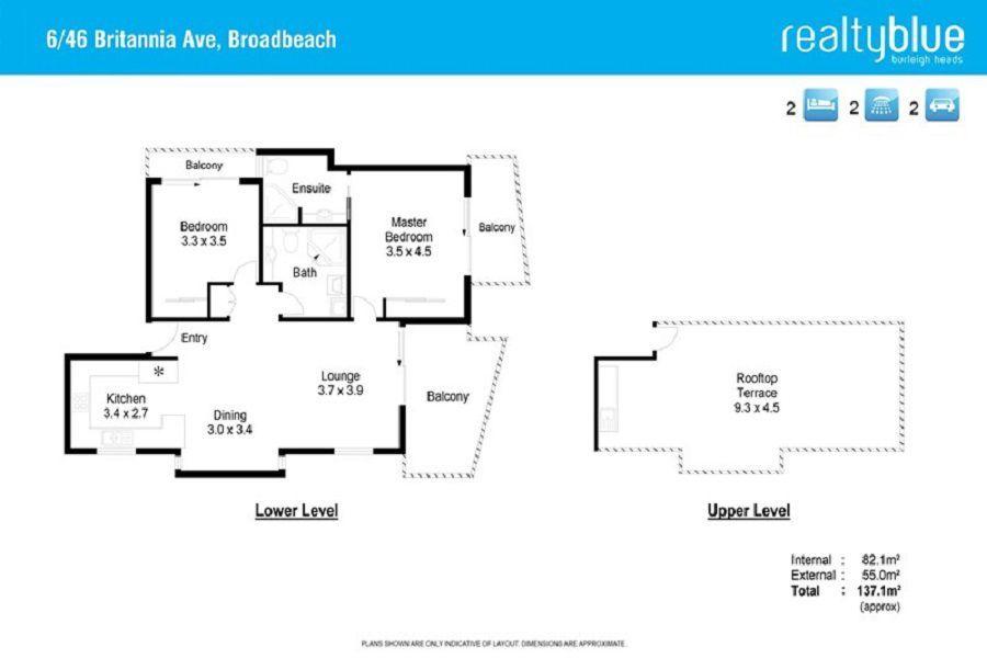 6/46 Britannia Avenue, Broadbeach QLD 4218, Image 10