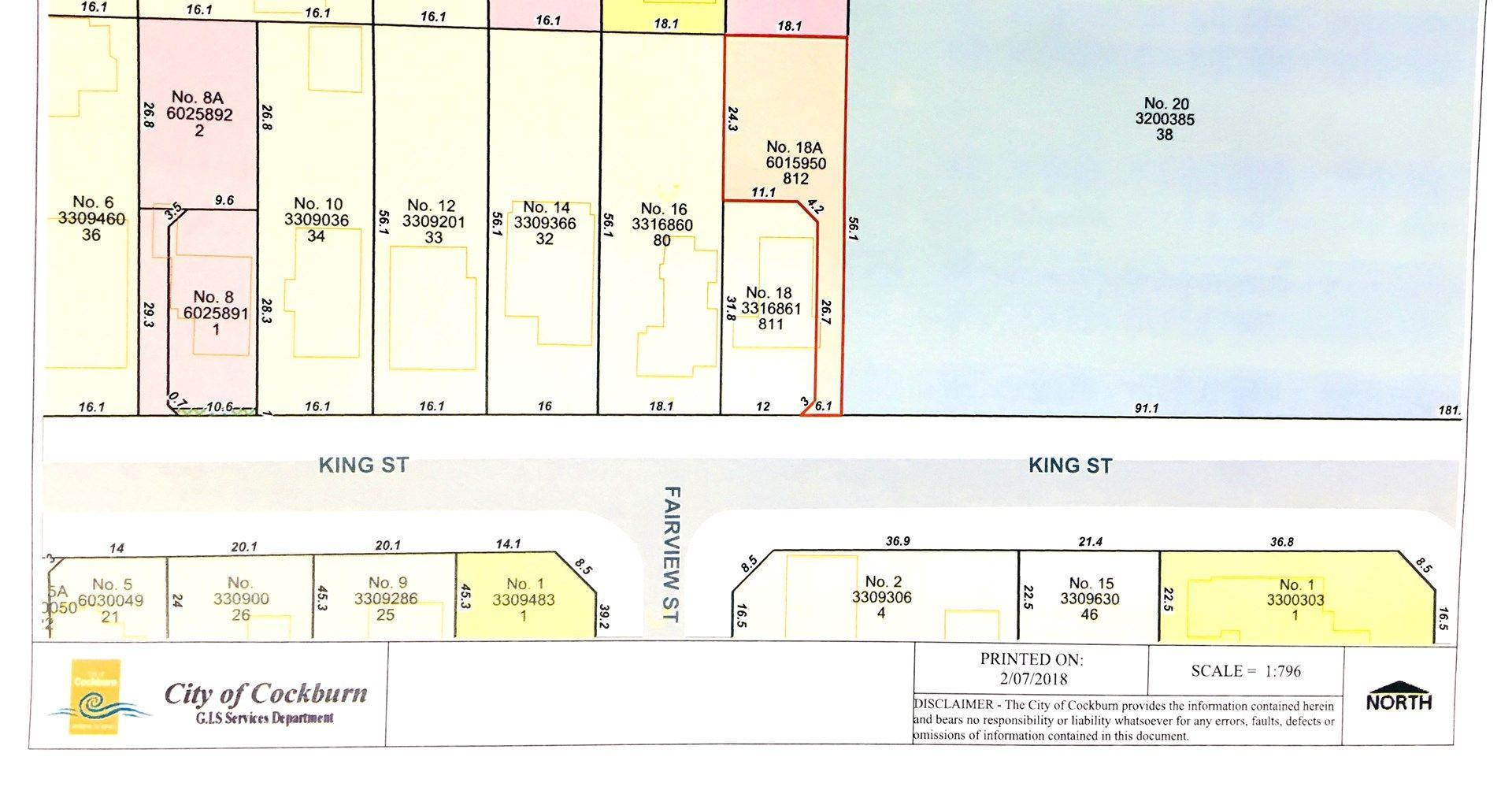 18A King Street, Coogee WA 6166, Image 0