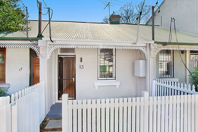 Picture of 13 Cowper Street, MARRICKVILLE NSW 2204