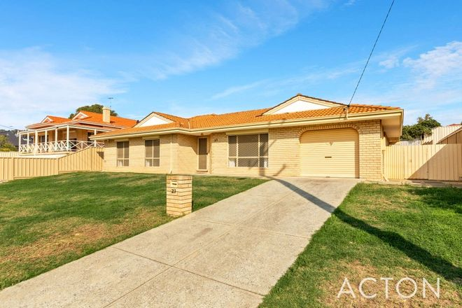 Picture of 23 Jeffery Street, BEACONSFIELD WA 6162
