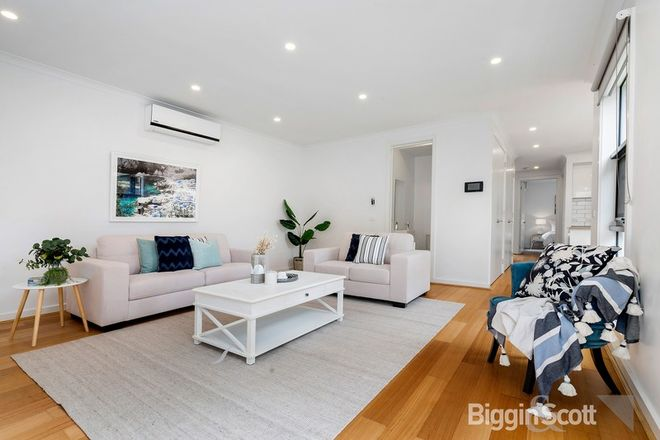 Picture of 3/4 Talbett Street, BURWOOD VIC 3125