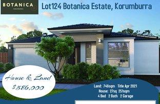 Picture of LOT 124 Botanica Estate, Korumburra VIC 3950