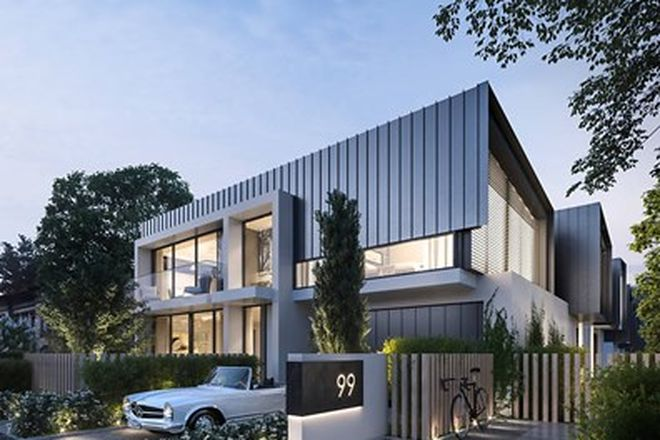 Picture of 6/99 Pleasant Road, HAWTHORN EAST VIC 3123
