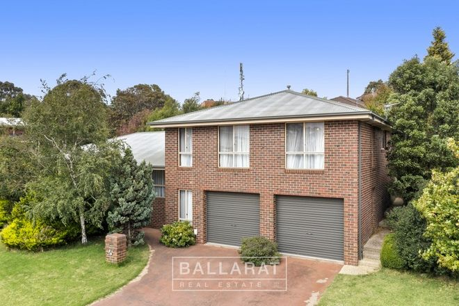 Picture of 15 Fernbanks Court, BALLARAT NORTH VIC 3350