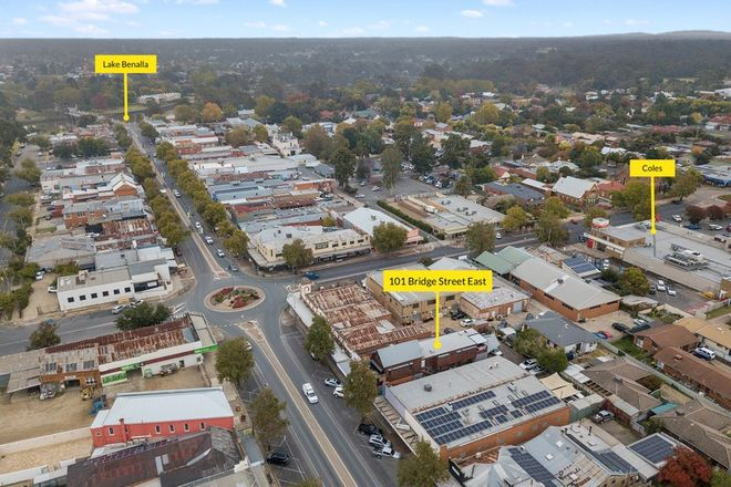 Picture of 101 Bridge Street E, BENALLA VIC 3672