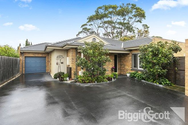 Picture of 2/60 Laura Street, ASPENDALE VIC 3195