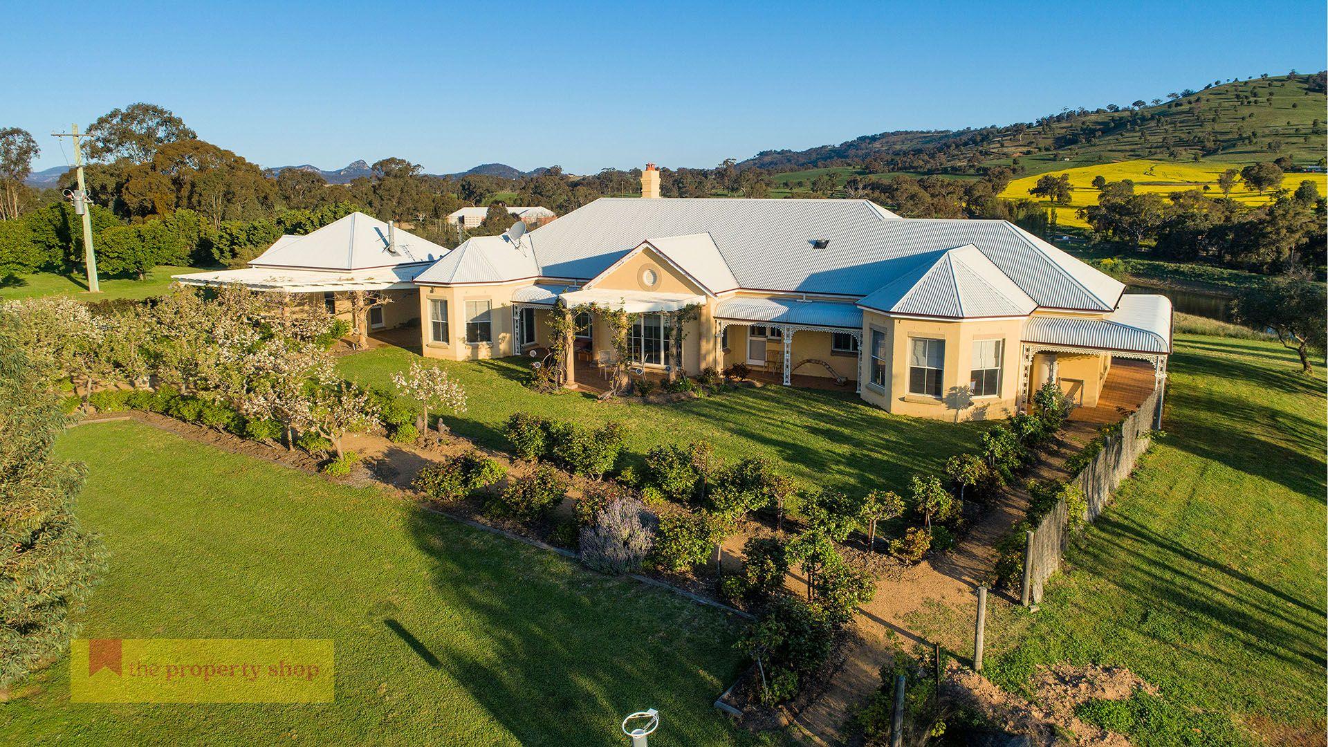 25 & 190 Mossy Rock Lane, Mudgee NSW 2850, Image 0