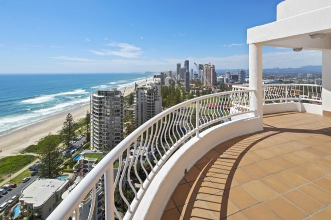 Picture of 98/85 Old Burleigh Road, SURFERS PARADISE QLD 4217