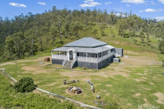 Picture of 460 Turtle Creek Road, HARLIN QLD 4306
