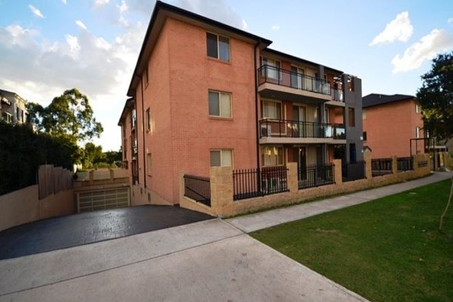 Picture of 12/39 Lydbrook Street, WESTMEAD NSW 2145