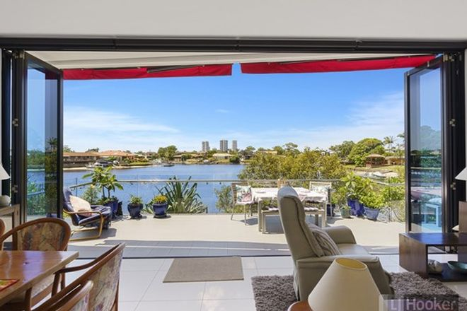 Picture of 2002/5 Harbour Side Court, BIGGERA WATERS QLD 4216