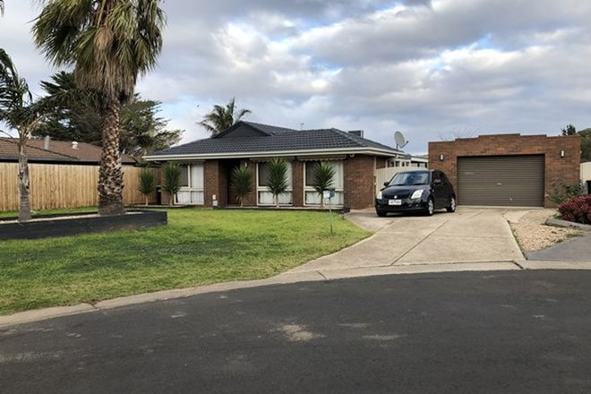 Picture of 3 Cheviot Court, MELTON WEST VIC 3337