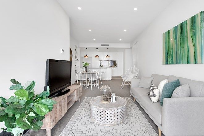 Picture of 1909/48 - 52 Jephson Street, TOOWONG QLD 4066