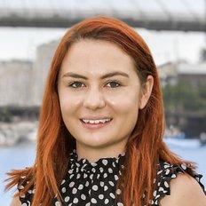 Katelyn Fawbert, Sales representative