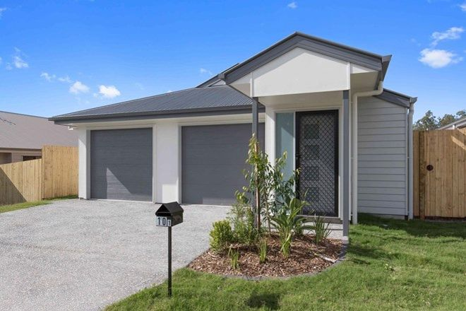 Picture of 1/10 Dalby Street, HOLMVIEW QLD 4207
