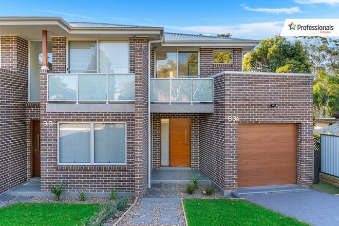 Picture of 33A Ryan Street, DUNDAS VALLEY NSW 2117