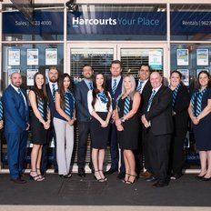 Harcourts Your Place Sales team, Sales representative