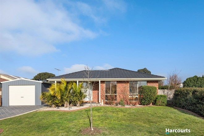 Picture of 4 Greenmantle Close, CRANBOURNE WEST VIC 3977