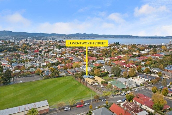 Picture of 31 Wentworth Street, SOUTH HOBART TAS 7004