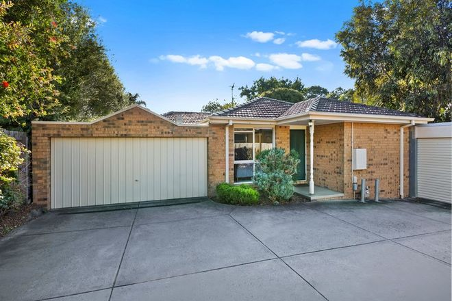 Picture of 2/25 Old Lilydale Road, RINGWOOD EAST VIC 3135