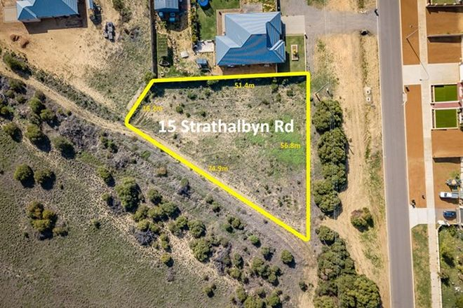 Picture of 15 Strathalbyn Road, STRATHALBYN WA 6530