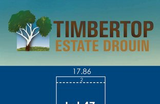 Picture of LOT 47 Timbertop Crescent, Drouin VIC 3818