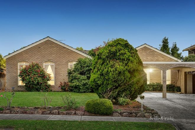 Picture of 8 Woodlea Street, DONCASTER EAST VIC 3109