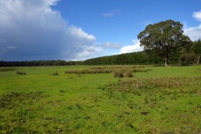Picture of Front Block Wirey Swamp Road, STRATHDOWNIE VIC 3312