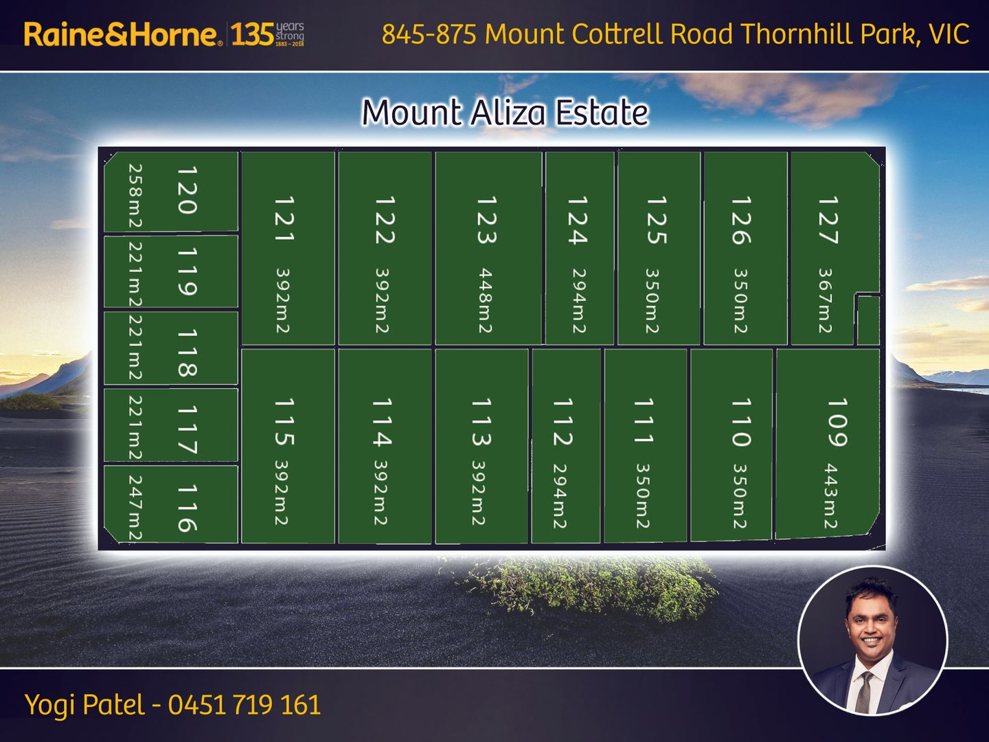 845-875 MOUNT COTTRELL ROAD, Thornhill Park VIC 3335, Image 0