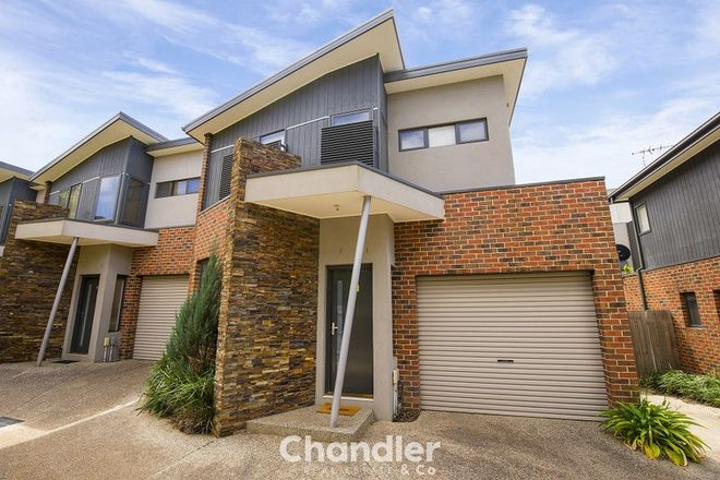 Picture of 3/23 King Street, BAYSWATER VIC 3153