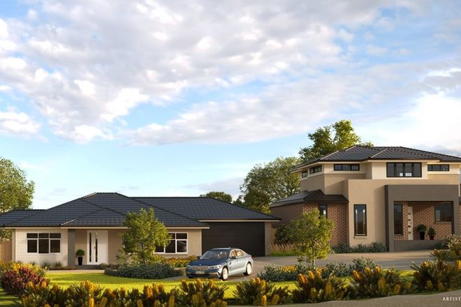 Picture of 1 & 2 Laurina Close, LYSTERFIELD VIC 3156