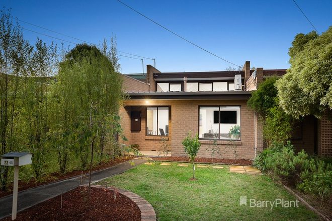 Picture of 23 Faraday Road, CROYDON SOUTH VIC 3136