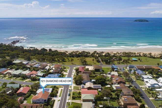 Picture of 121 Diamond Head Drive, SANDY BEACH NSW 2456