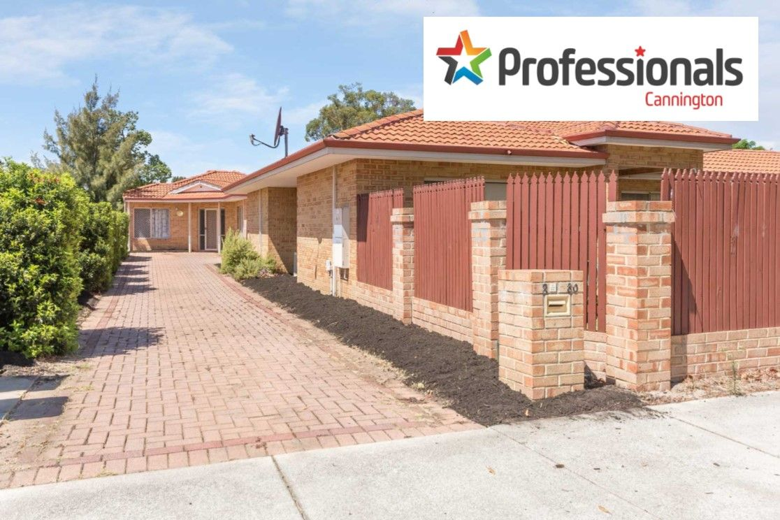 2/80 Ashburton Street, Bentley WA 6102, Image 2