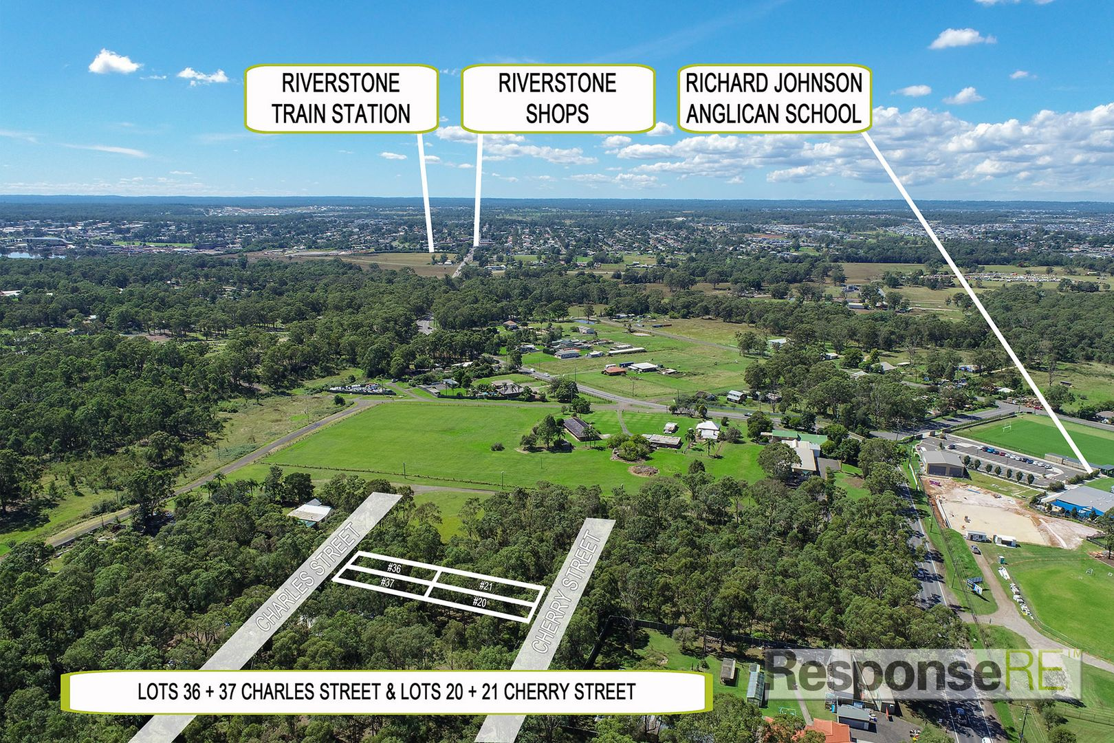 Cherry & Charles Street, Marsden Park NSW 2765, Image 1