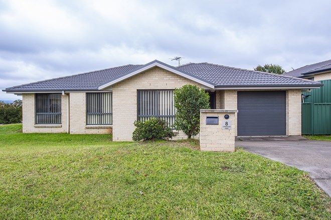 Picture of 8 Cunningham Street, MUSWELLBROOK NSW 2333