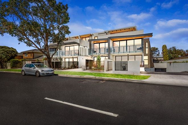 Picture of 203/55-57 Barkly Street, MORDIALLOC VIC 3195