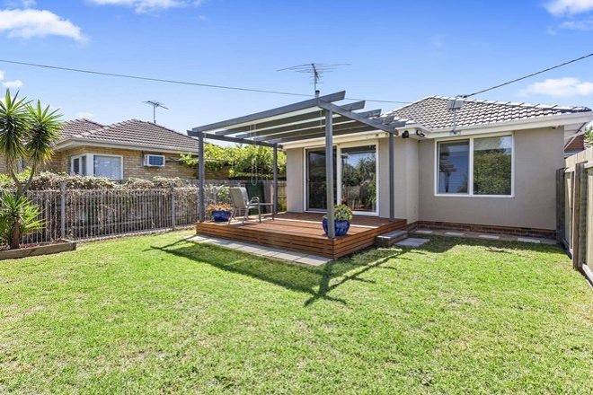 Picture of 1/42 Chapel Road, MOORABBIN VIC 3189